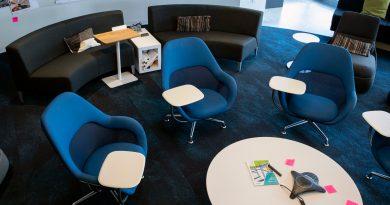 ¿Qué nos deparará nuestro futuro lugar de trabajo? Para empezar, mayor espacio needed