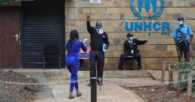 ACNUR advierte del aumento de los abusos a mujeres y niñas refugiadas