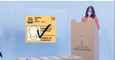 """JCE inicia campaña educativa """"Ponte tu mascarilla y vota"""" para las elecciones del 5 de julio"""