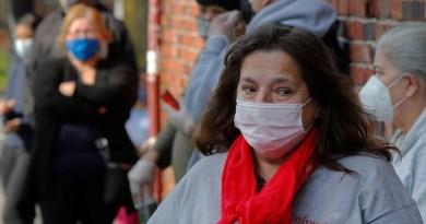 EE.UU. supera los 118.300 muertos y 2,18 millones de contagios de COVID-19