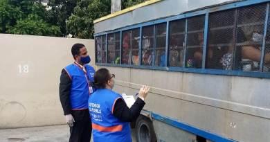 Fiscal SDE pide colaboración al Poder Judicial para suspender uso de autobús cárcel