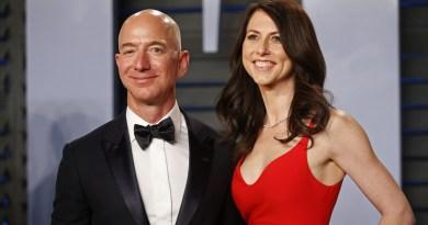 La exesposa del fundador de Amazon se convierte en la mujer más rica de EE.UU.