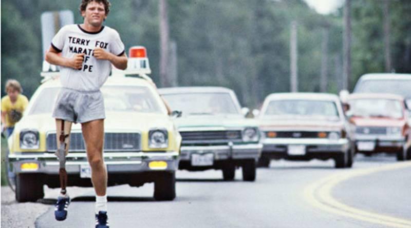 La conmovedora historia de Terry Fox, el atleta que Google homenajea con un Doodle