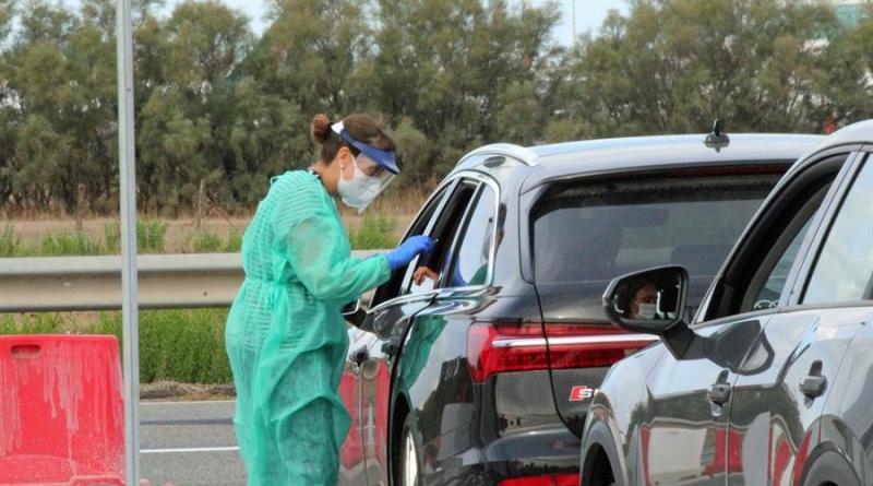 Italia registra 1.638 nuevos casos de coronavirus y 24 fallecidos