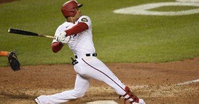 Juan Soto es el jugador del año de Los Nacionales de Washington