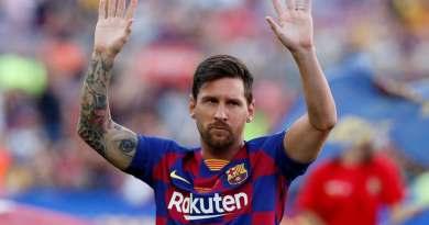 Messi: «Si cometí errores fueron por hacer un mejor y más fuerte Barcelona»