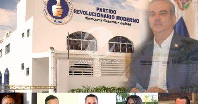 Afloran diferencias legisladores PRM y Gobierno por impuestos; dirección no outline línea