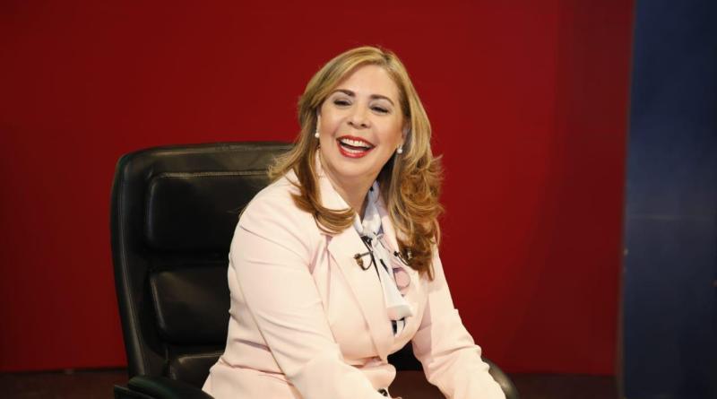 Sergia Elena agradece designación en la Junta Monetaria