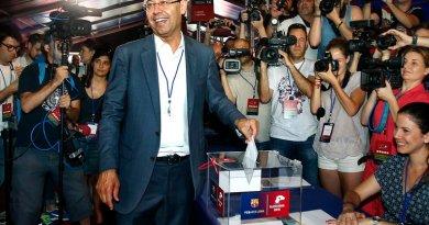 El 24 de enero será la fecha de las elecciones a la presidencia del Barcelona