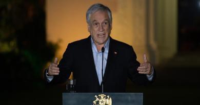 Chile aprueba un segundo retiro anticipado del 10 % de las pensiones