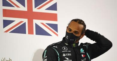 Lewis Hamilton, campeón de la F1, da positivo al COVID-19