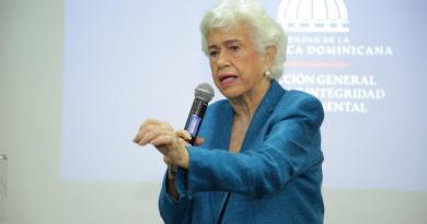 Ortiz Bosch dice Compras y Contrataciones cumple su deber al investigar pago a artistas
