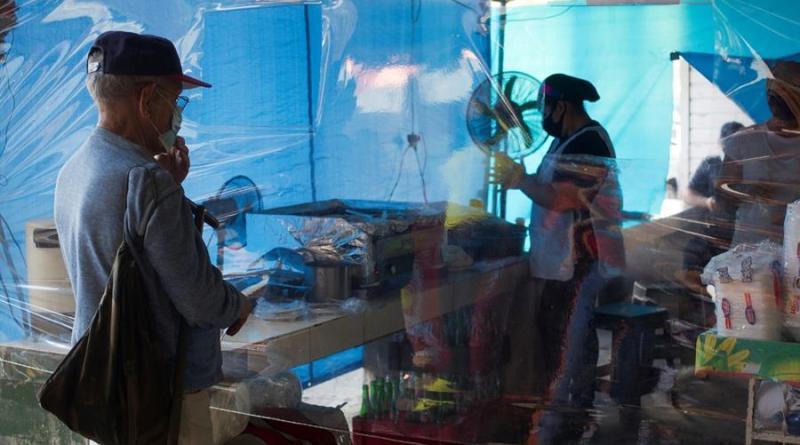 La disaster por covid, Eta e Iota repercute en el ambiente navideño en Honduras