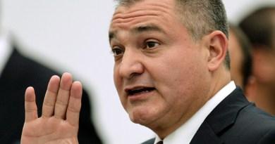 Autoridades de México decomisan tres propiedades de García Luna, exsecretario de Seguridad preso en EE.UU.