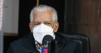 """Doctor García Álvarez: """"Si usted necesita un trago para ser sociable, no es un bebedor social"""""""