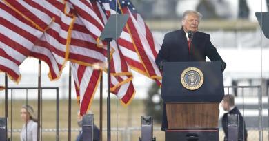 Trump reconoce la derrota: «Una nueva Administración» llegará el 20 de enero