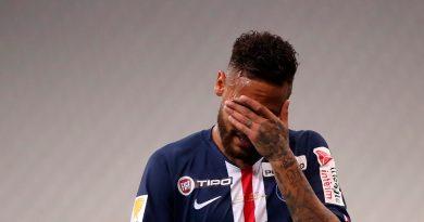 Neymar, baja para cuatro semanas, no jugará contra el FC Barcelona