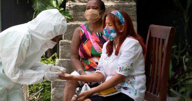 Salud Pública notifica 21 muertes por coronavirus y 1,242 nuevos casos