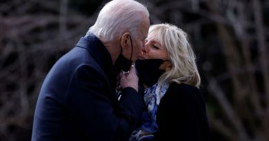 Joe y Jill Biden desvelan el éxito de sus 43 años de matrimonio