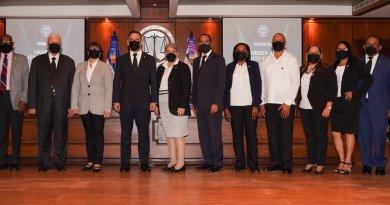 Consejo del Poder Judicial reconoce a jueces y servidores con la Orden al Mérito Judicial