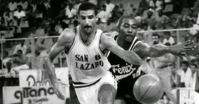 Fallece el inmortal del deporte dominicano Hugo Cabrera
