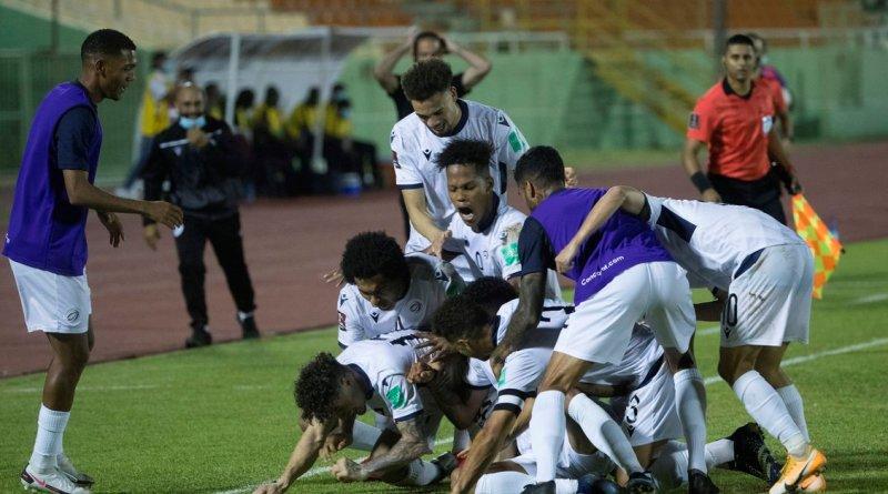 República Dominicana se impone a Dominica con apenas destellos de buen juego