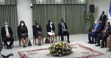EN VIVO: Juramentación miembros Cámara de Cuentas de la República Dominicana