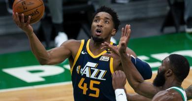 Kanter, Neto y Jazz protagonizan noche de marcas; sorpresa de Lakers