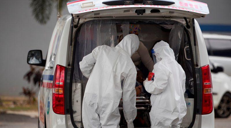 Covid-19 ha cobrado la vida de 3,493 personas en República Dominicana