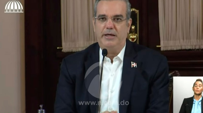 Abinader propone Diálogo Nacional para solución grandes problemas RD