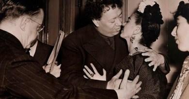 México subastará imágenes cotidianas e icónicas de la vida de Diego Rivera