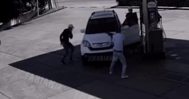Capturan a uno de los autores de matar a un seguridad en estación de combustible
