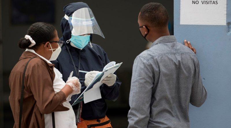 Salud Pública reporta 1,059 contagios de coronavirus y cinco muertes