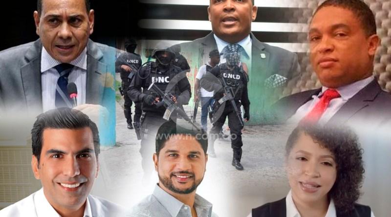 Opiniones encontradas entre legisladores sobre presencia de DNCD en diferentes provincias del país