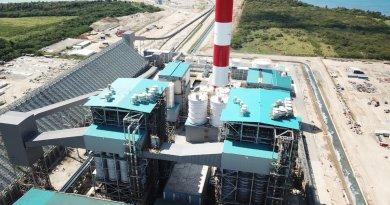 Energía y Minas: planta uno de Punta Catalina viene operando normalmente desde hace tiempo