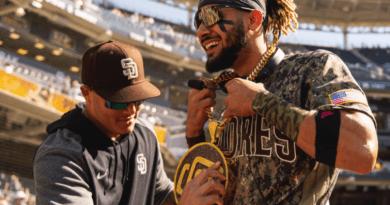 Fernando Tatis Jr. conecta dos jonrones, incluyendo un grand slam en triunfo de Padres