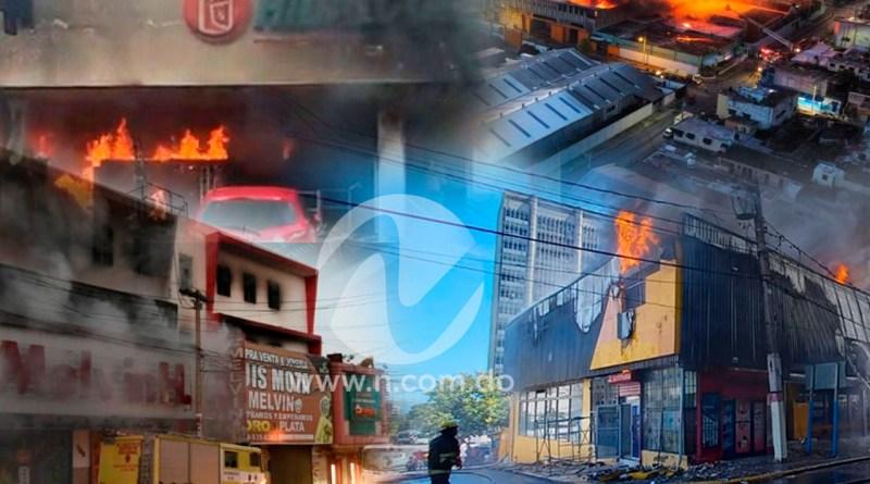 Voraces incendios llevan a la ruina negocios de envergadura en los últimos meses