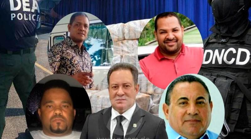 El narcotráfico continúa salpicando a políticos y autoridades elegidas democráticamente