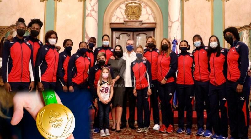 Atletas dominicanos que ganen oro en Juegos Olímpicos recibirán RD$12 millones del Gobierno