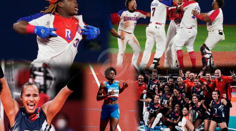 RD mantiene vivas las esperanzas de lograr más medallas en Tokio 2020