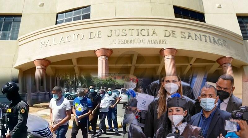 Ministerio Público solicita medida de coerción contra otros dos vinculados en Operación Falcón