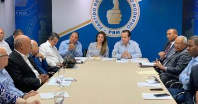 Comisión Ejecutiva PRM se reúne hoy, tres meses después de su último encuentro