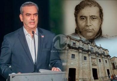 Abinader está abierto a discutir sobre posible expulsión de Pedro Santana del Panteón Nacional