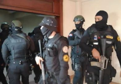 Tribunal de Santiago conoce por cuarta vez coerción a implicados en Operación Falcón