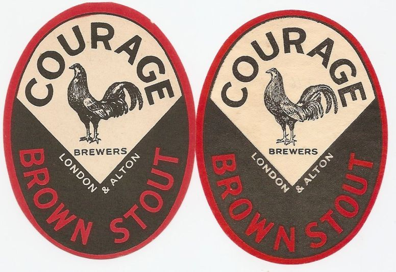 Courage Brown Stout