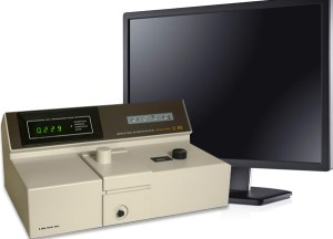 [23RS] Visible Spectrophotometer With Multiple Cell Holders Spectro