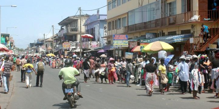 Okaishie-Accra