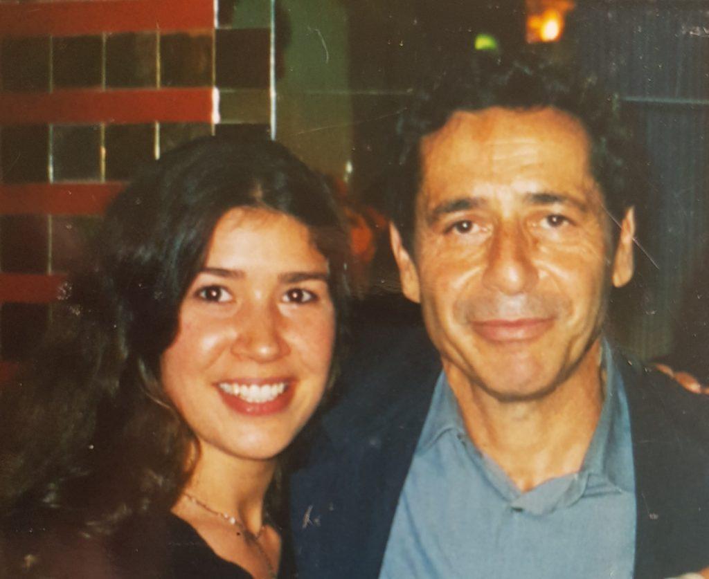 Ex Radio24 Radiomoderatorin Marion Zihler mit langjährigem Chef Roger Schawinski