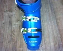 Chaussure de ski lange - laboratoire du skieur