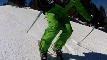 pourquoi on aime skier - apesanteur - labo du skieur - Morgan Petitniot